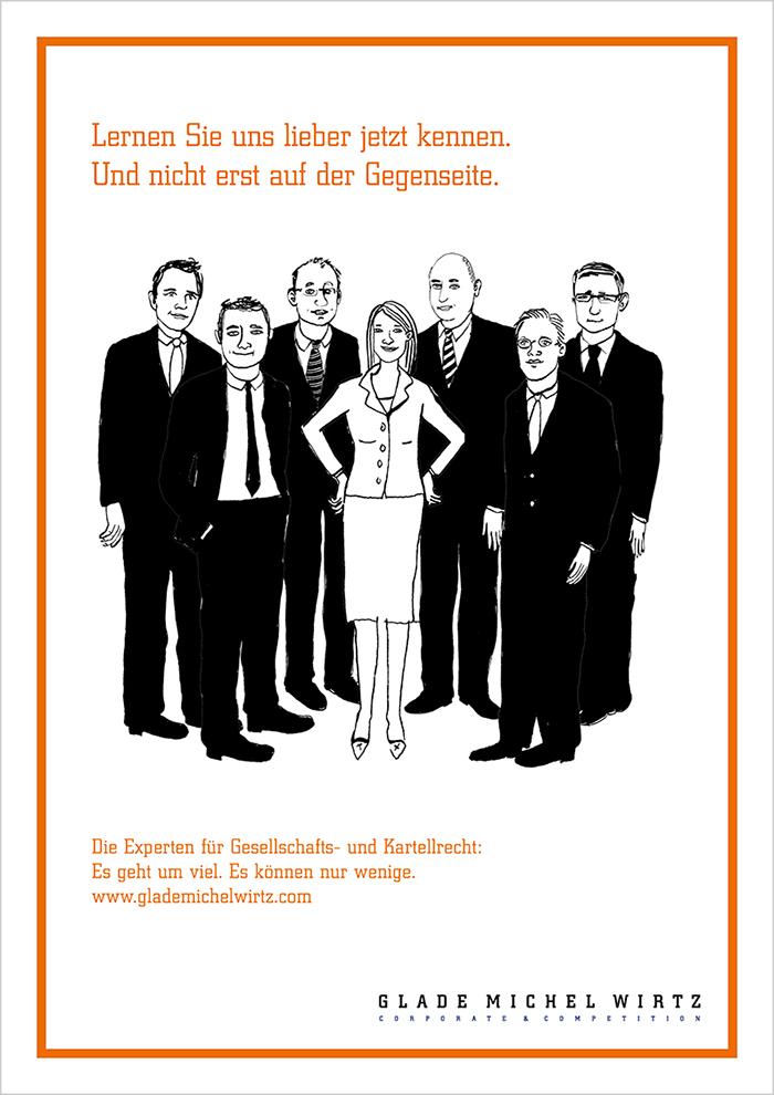 """Image-Anzeige Glade Michel Wirtz """"Gegenseite"""""""