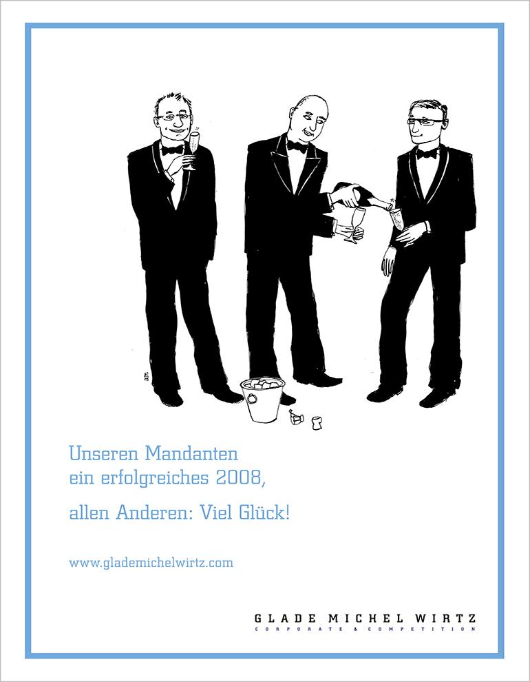 """Image-Anzeige Glade Michel Wirtz """"Glueck"""""""